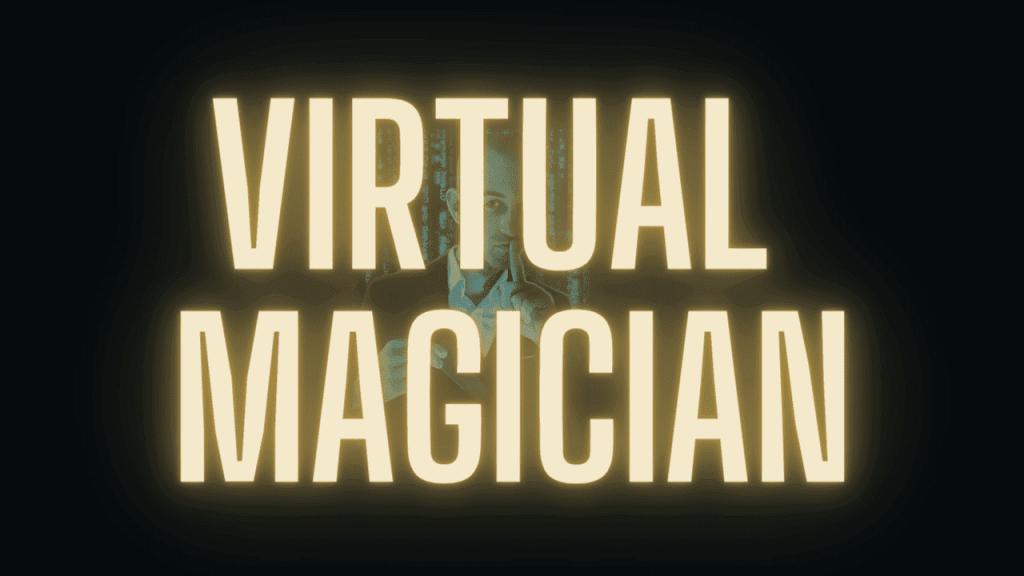 Zoom magician