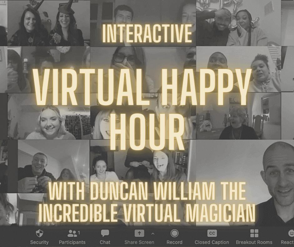 Virtual Happy Hour